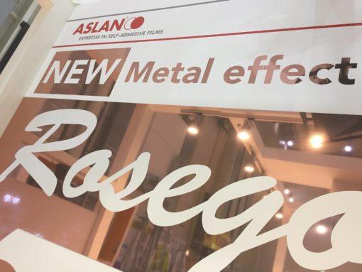 ASLAN CA 23 Metalizados