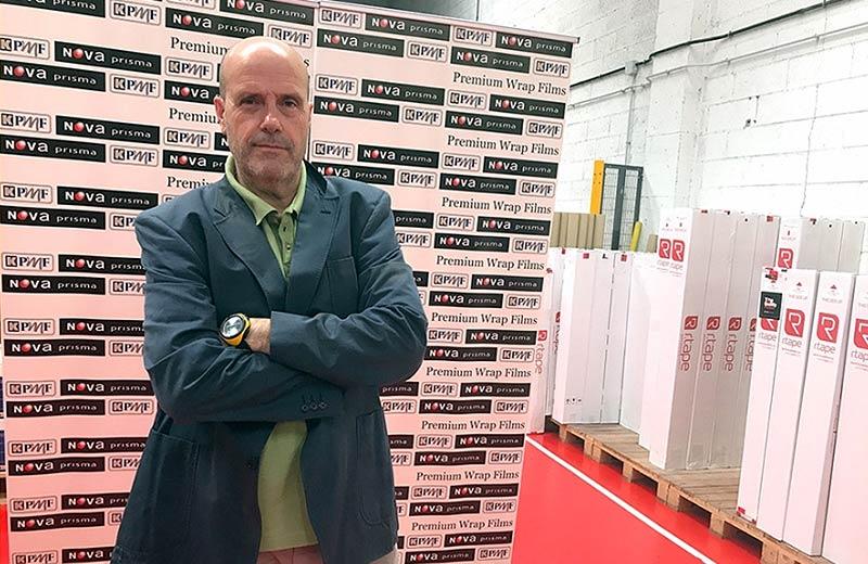 Fernando Rigo, Gerente de Nova Prisma Digital
