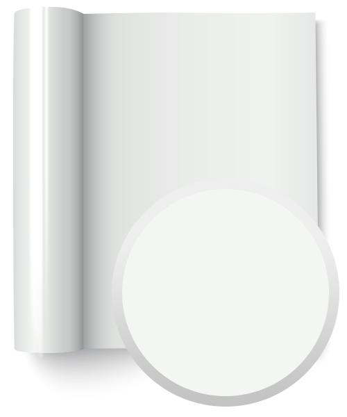 3M Scotchacal Serie 80 Fundición - Blanco Brillo