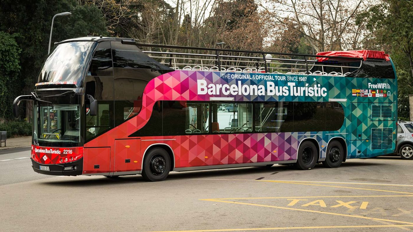 Bus Turístic Barcelona
