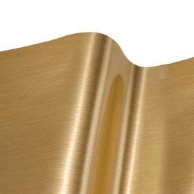 VinylEFX Metalizados Fine Brush Gold