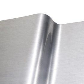 VinylEFX Metalizados Fine Brush Silver
