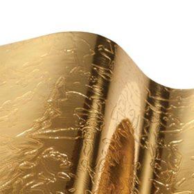 VinylEFX Metalizados Hammered Gold
