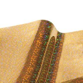 VinylEFX Metalizados Metal FLake Gold
