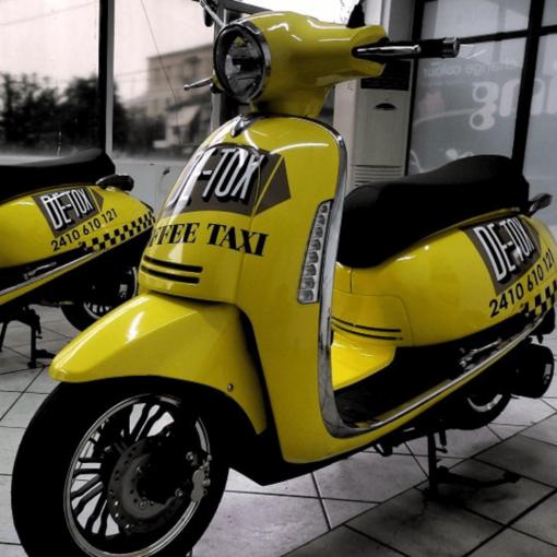 The original hybrid wrap - VWS 1 Gloss