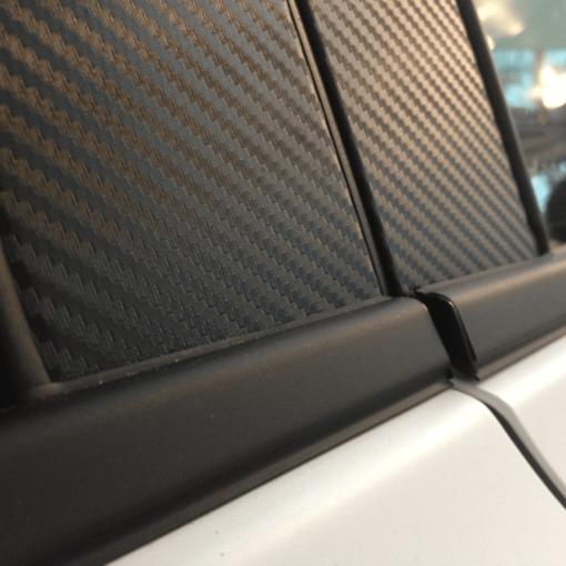 VWS 5 Black Gloss Carbon Fibre