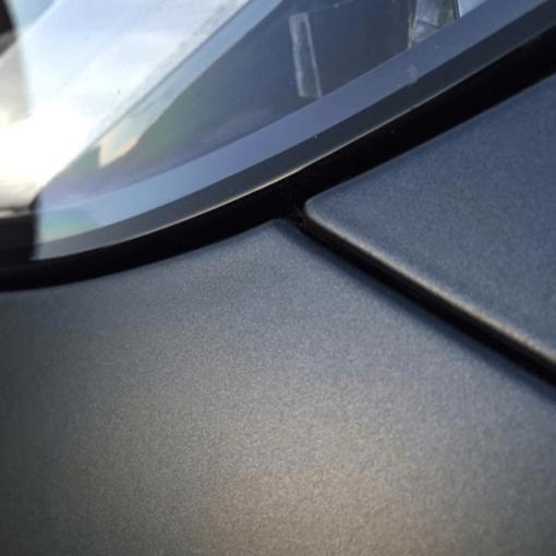 wrap VWS 4 Metallic - Matt Magnetic Black K75551