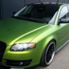 Matt & Gloss Metallic Fim - wrap VWS 4 Metallic - Matt Viper Green
