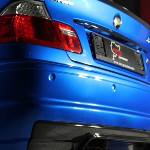Matt & Gloss Metallic Fim - wrap VWS 4 Metallic - Indulgent Blue
