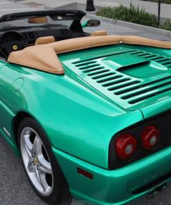 Matt & Gloss Metallic Fim - wrap VWS 4 Metallic - Envious Green