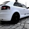 The original hybrid wrap - VWS 1 Matt - White