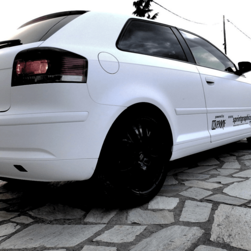 The original hybrid wrap - VWS 1 Matt - White