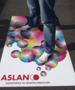 DFP46 ASLAN Outdoor Floor Graphics (suelos exteriores)